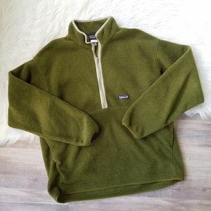 Men's Patagonia Synchilla Half Zip Fleece Pullover